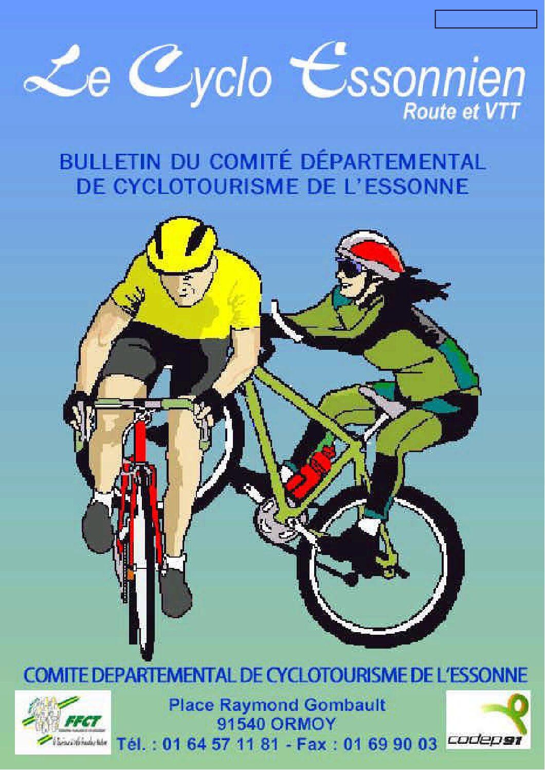 Le Cyclo Essonnien n°08