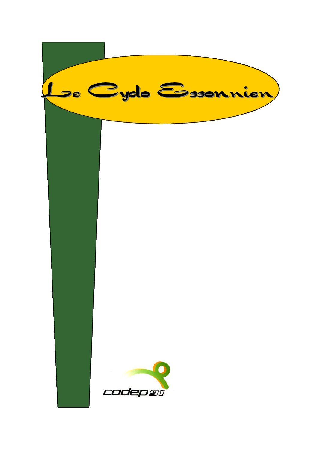 Le Cyclo Essonnien n°44
