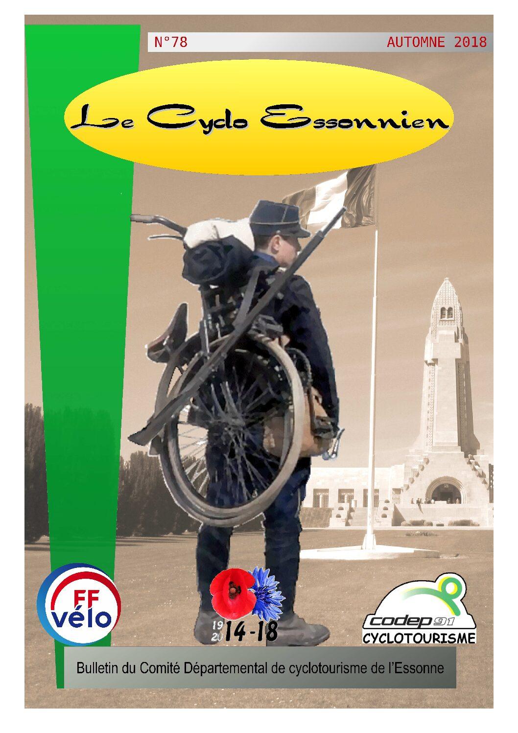 Le Cyclo Essonnien n°78